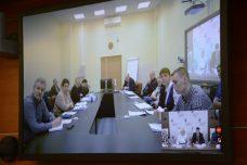 Светодиодная компания Эслайт - видеомост с Сахалинской областью